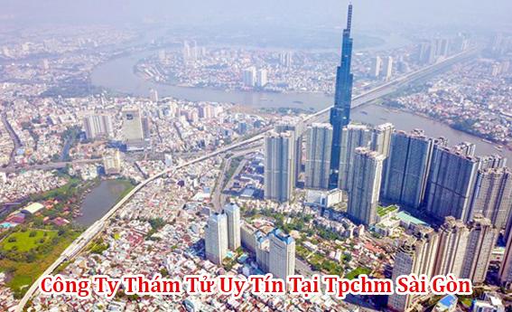 Công ty thám tử tư uy tín tại Tphcm Sài Gòn