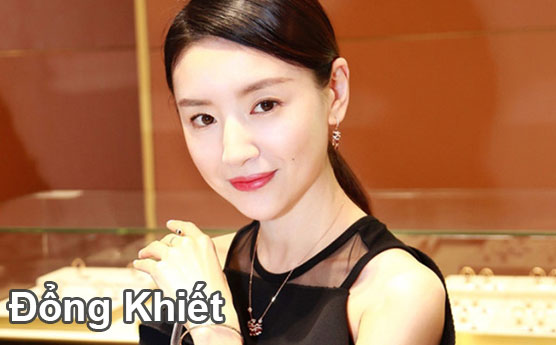Đổng Khiết dính scandal ngoại tình sự nghiệp tan nát