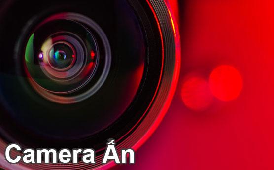 Những chiếc camera ẩn trong nghề thám tử điều tra