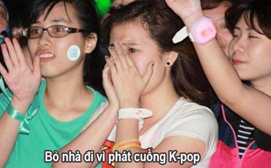 Bỏ nhà đi vì phát cuồng K-pop và nổi ám ảnh của cha mẹ
