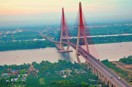 Cần Thơ thành phố lớn nhất các tỉnh Miền Tây Nam Bộ