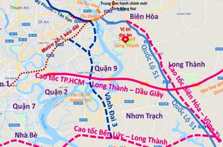 Những cao tốc Biên Hòa Đồng Nai