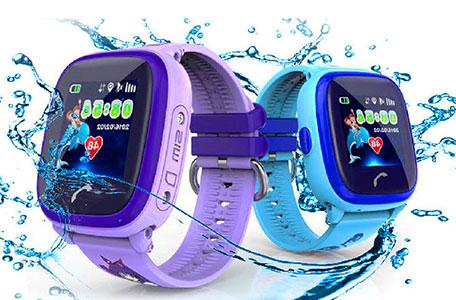 Đồng hồ thông minh định vị cho trẻ em chống nước Lợi và Hại