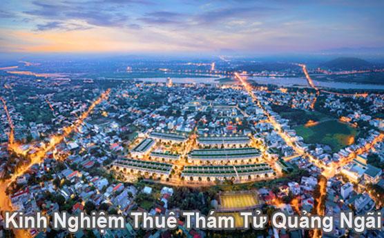 Top 8 kinh nghiệm thuê thám tử tư ở tại Quảng Ngãi uy tín
