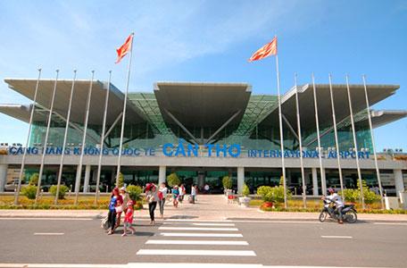 sân bay quốc tế tỉnh Cần Thơ