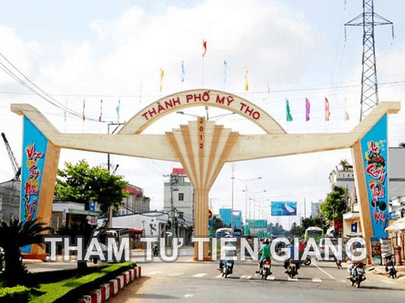 Văn phòng công ty thám tử tư tại Tiền Giang