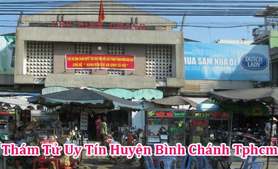 Văn phòng công ty thám tử tư uy tín tại Huyện Bình Chánh Tphcm sài gòn