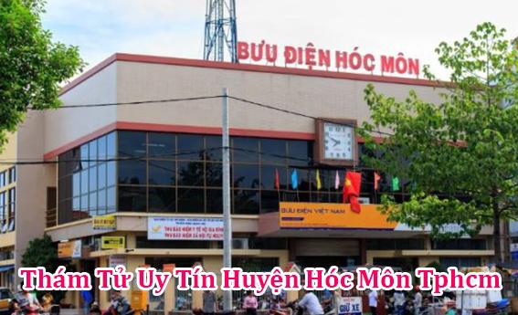 Văn phòng công ty thám tử tư uy tín tại Huyện Hóc Môn Tphcm sài gòn