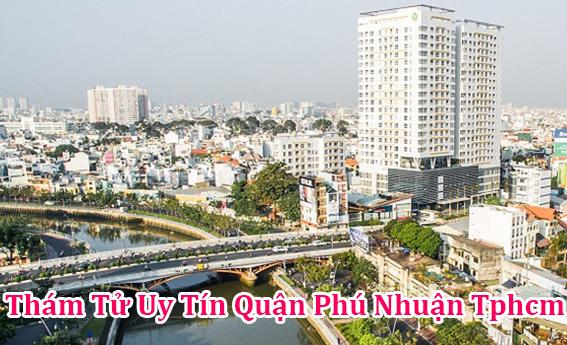 Văn phòng công ty thám tử tư uy tín tại quận Phú Nhuận tphcm sài gòn
