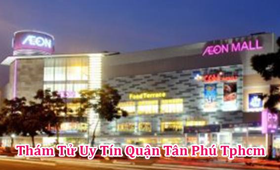 Văn phòng công ty thám tử tư uy tín tại quận Tân Phú tphcm sài gòn